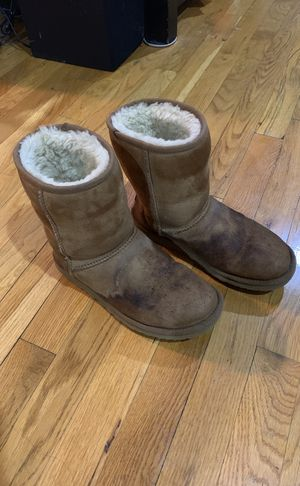Authentic UGG Boots - Sand color for Sale for sale  Queens, NY