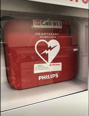 Philips HeartStart OnSite - AED kit for Sale in Euless, TX