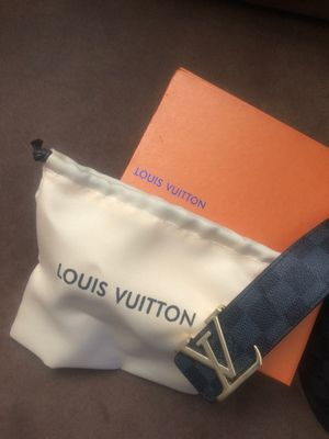 Louis Vuitton belt for Sale in Sioux Falls, SD