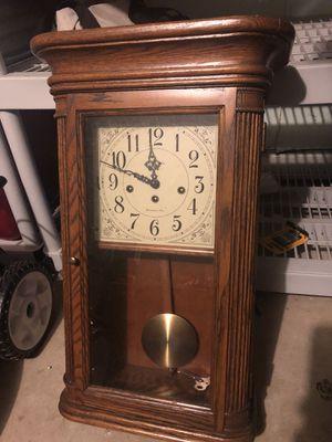"Clock ""Antique Chime Clock"" for Sale in Mesquite, TX"