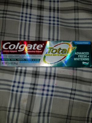 Colgate Total Advanced Whitening Toothpaste for Sale in Las Vegas, NV