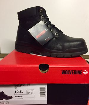 Men's new work shoes and boots for Sale in Henderson, NV