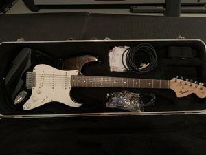 Squier Strat by Fender for Sale in Leesburg, VA