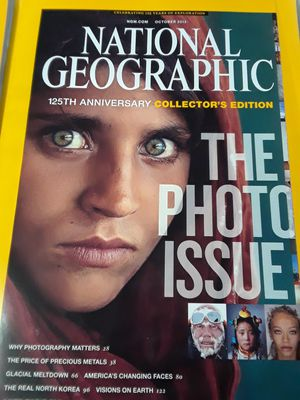 NATIONAL GEOGRAPHIC for Sale in Highlands, TX