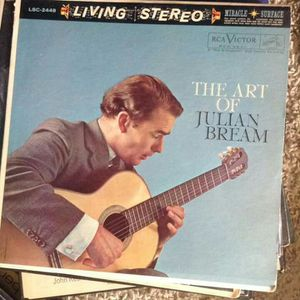The Art of Julian Bream for Sale in US