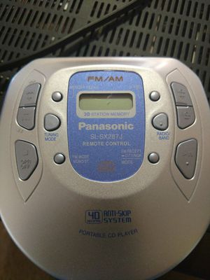 CD player for Sale in Victorville, CA