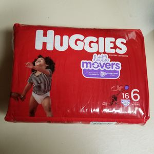 Huggies size 6 and 4 for Sale in North Richland Hills, TX