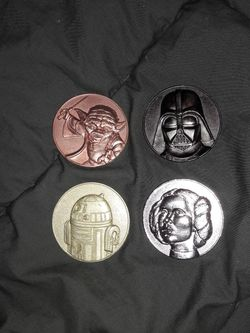 Star Wars Collector coins for Sale in Snoqualmie Pass,  WA