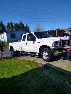 Ford f350, año 2004, título limpio for Sale in Portland, OR