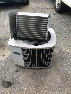 R22 ac condenser with matching A coil for Sale in Hershey, PA