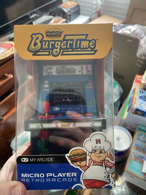 Burger time mini arcade -brand new for Sale in Eldersburg, MD