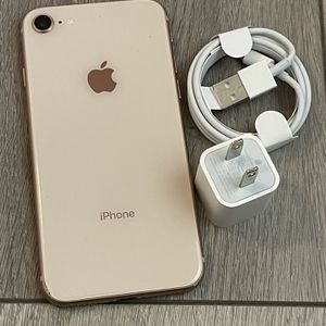 IPhone 8 64gb Gold UNLOCKED/ LIBERADO❌ NOT PLUS for Sale in Round Rock, TX