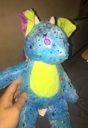 Stuffed dragon polyester plushie kids toy for Sale in Columbia, MD
