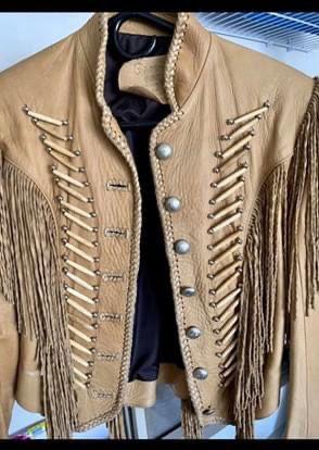 Western Fringed Women's Jacket for Sale in Las Vegas, NV