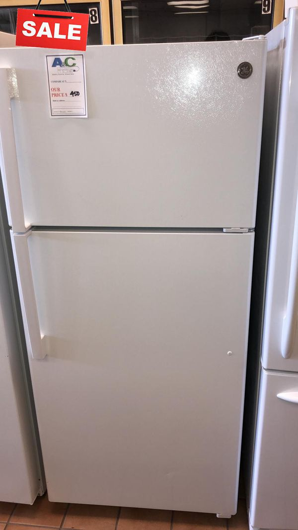 FIRST COME!!CONTACT TODAY! Refrigerator Fridge GE Delivery Available #1475