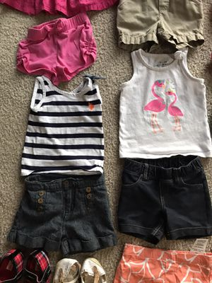 Size 9-12 and 18 months for Sale in Clarksburg, CA