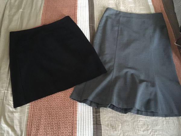 Women's Talbots and Loft Skirts size 4