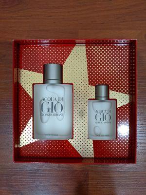 Acqua Di Gio Gift Set for Sale in La Mirada, CA