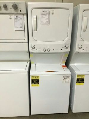 New GE Washer And Gas Dryer Laundry Center! for Sale in Gilbert, AZ