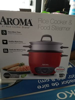 4-14 cup rice cooker for Sale in Hilo, HI