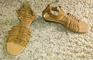 Gladiator Strapped Sandals Women's 6.5 for Sale in Lynnwood, WA