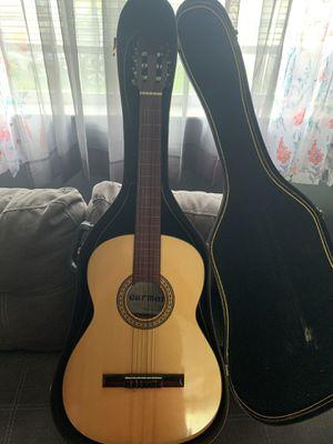 rmen Vintage PG TG Carmen Flamenco Parlor Classical Nylon Acoustic Guitar Spain Amber Honey w Case for Sale in Galloway, OH