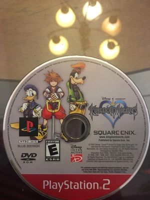 Ps2 kingdom hearts for Sale in Visalia, CA