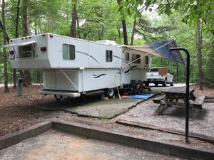 2006 TrailManor Travel Trailer Model 3124 ks for Sale in Greenville, SC