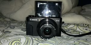 CANON power shot g7x mark ll for Sale in Hillsboro, OR
