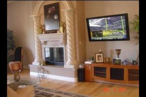 """50"""" plasma TV and wall mount for Sale in Gilbert, AZ"""