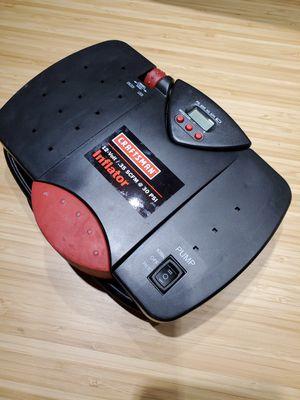 Electric tire inflator, 9v car power porg for Sale in Miami, FL