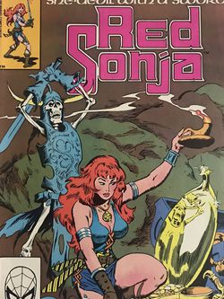 Marvel Comics - Red Sonja #1 for Sale in SeaTac,  WA
