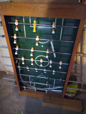 foosball table glass top for Sale in Edwards, IL