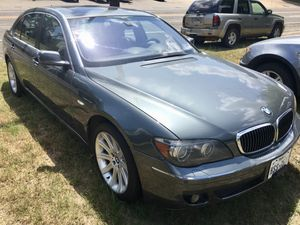 BMW 750i (2006) for Sale in Nacogdoches, TX
