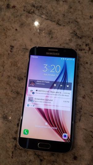 Samsung Galaxy s6 for Sale in Phoenix, AZ