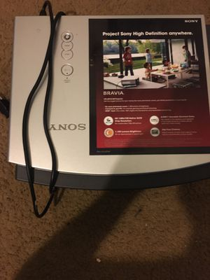 Sony projector for Sale in Mount Rainier, MD