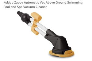Komodo Zappy Automatic Swimming Pool & Spa Vacuum Cleaner for Sale in Houston, TX