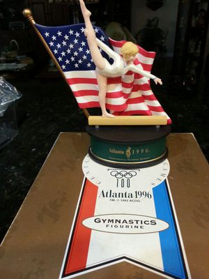 Olympic Figurines by Hallmark (6) for Sale in Valrico, FL