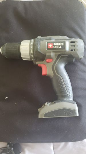 Porter Cable multi speed 18v drill for Sale in Myrtle Beach, SC