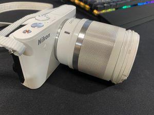 Nikon J3+10mm-100mm Lense for Sale in Cresskill, NJ