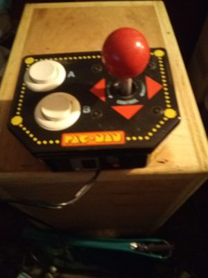 Plug and play retro pac man and more video tv game for Sale in Essington, PA