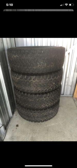 All terrain tires for Sale in Addison, IL