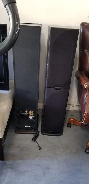 2 Polk audio speakers for Sale in North Las Vegas, NV