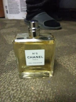 Chanel paris no 5 100ml for Sale in Dallas, TX