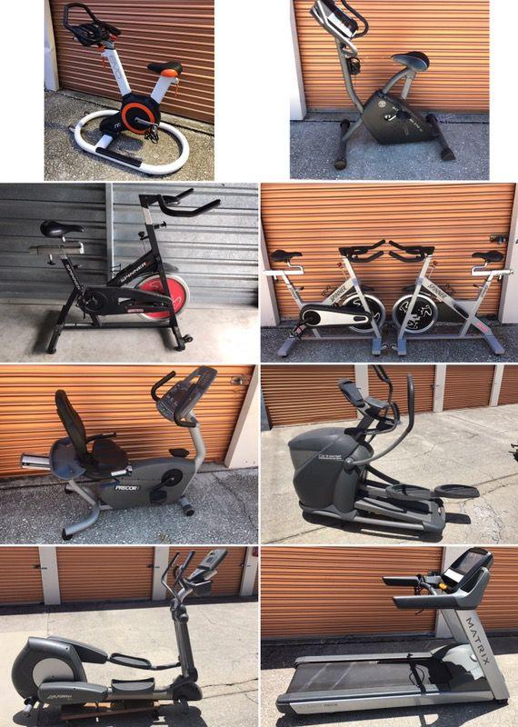 Davenport Fitness Equipment- Huge Lot of Residential ...