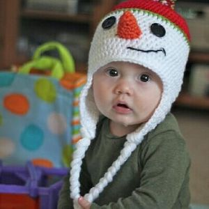 Cute Baby Hat(Olaf The Snowman ) for Sale in Rolling Hills Estates, CA