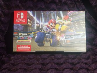 Nintendo Switch with Mariokart 8 included for Sale in Advance Mills,  VA