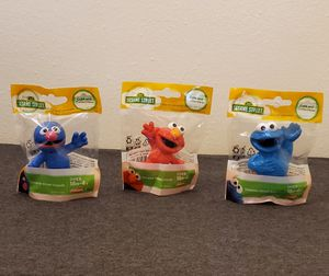 Sesame Street Elmo & Friends Children's Toy for Sale in Falls Church, VA