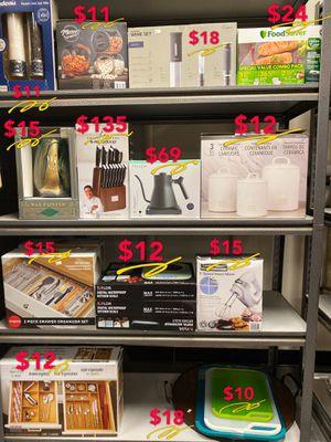 New Kitchen accessories in original box for Sale in Ontario, CA