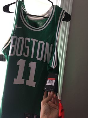 Authentic,brand new never worn . Nike Kylie Irving Celtics Jersey. Size large 110 retail. Offer up! for Sale in Boston, MA